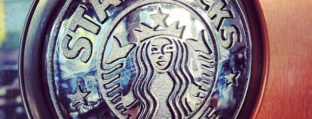 Starbucks is one of Orte, die Sevket gefallen.