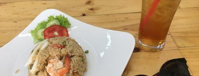 The Daun Restaurant is one of Vietnam.