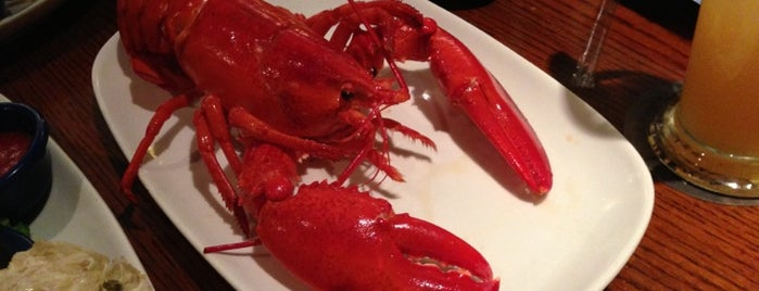 Red Lobster is one of Posti che sono piaciuti a DFB.