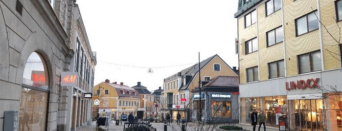 H&M is one of Karlskrona.