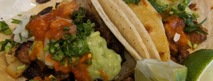 The Little Taco House is one of West Village.