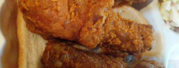 Hot Chicken Takeover is one of Orte, die David gefallen.