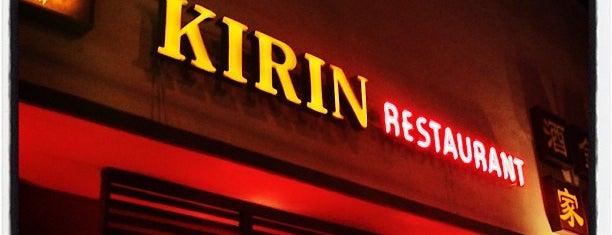 Kirin Restaurant is one of 'aina.