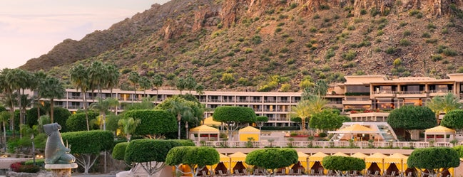 The Phoenician is one of Phoenix places.