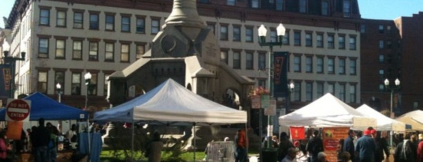 Troy Waterfront Farmers Market is one of New York.