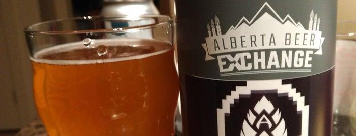 Alberta Beer Exchange is one of Locais curtidos por Dennis.