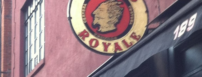 Diablo Royale is one of Brunching in NYC (Unl.).