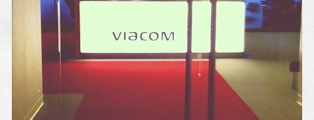Viacom Media Networks is one of Siddy 님이 좋아한 장소.