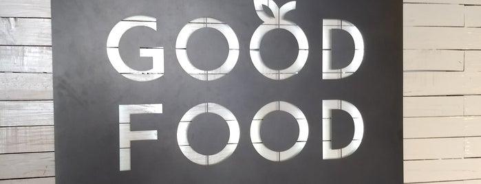 Good Food By Ambrosia is one of Vegan y Vegetarian.