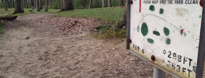 West Park Disc Golf Course is one of Top Picks for Disc Golf Courses 2.