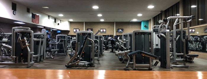 Glendale YMCA is one of #FitBy4sqDay Tips.