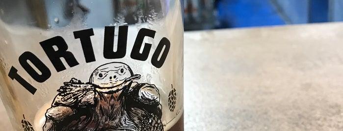 Tortugo Brewing Company is one of Lieux qui ont plu à Maki.
