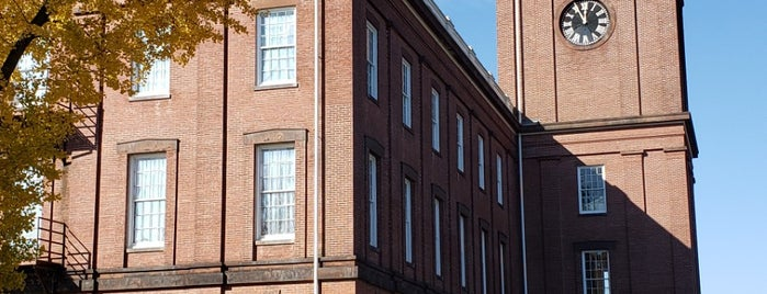 Springfield Armory National Historic Site is one of Tips To Add.