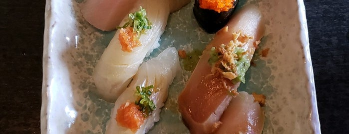 Hashigo Sushi is one of SoCal Favorites/To-Dos.