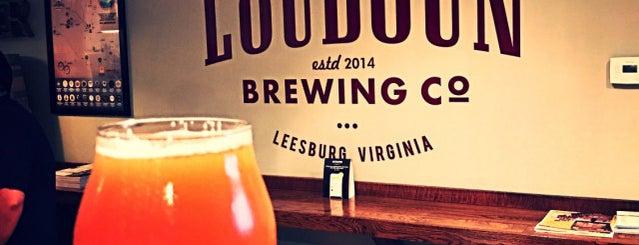 Loudoun Brewing Co. is one of Loudoun Ale Trail.