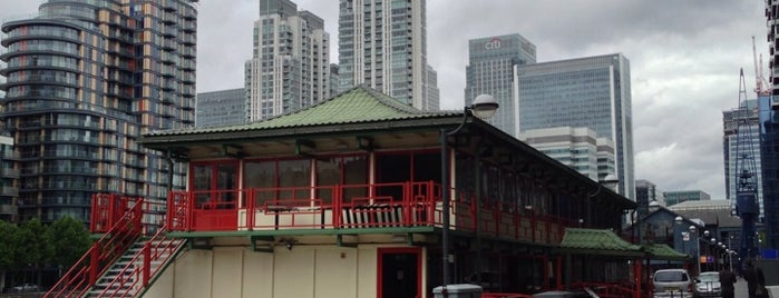 Lotus Chinese Floating Restaurant is one of London Life Style.