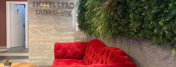 Hotel Lero is one of Posti che sono piaciuti a Jelena.