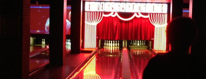 Bowlmor Times Square is one of NYC Bar Hopping.