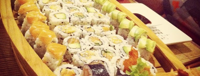 Tokyo Sushi is one of To Eat (Asian).