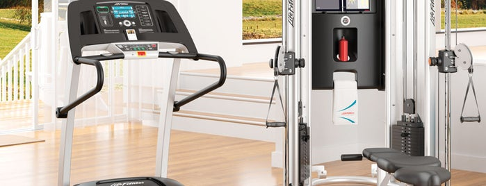 G&G Fitness Equipment is one of Tempat yang Disukai Jen.