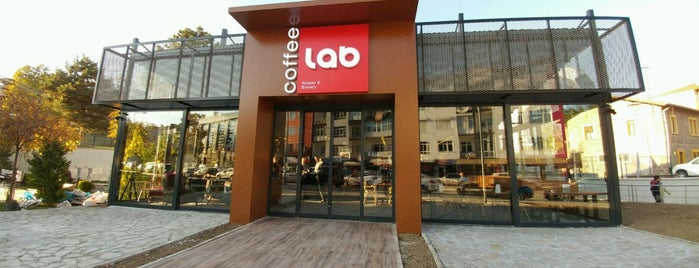Coffee Lab is one of Posti salvati di İlker.