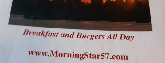 Morning Star Restaurant is one of NYC.