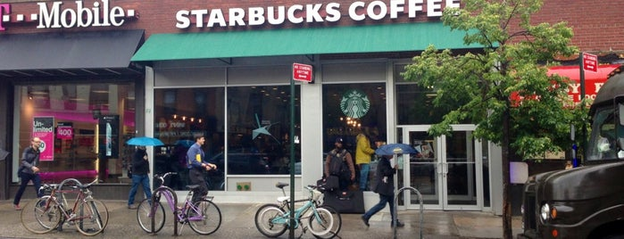 Starbucks is one of Where I Go In Park Slope.