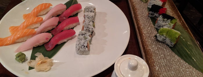 Kiku Sushi is one of Favorite Restaurants.