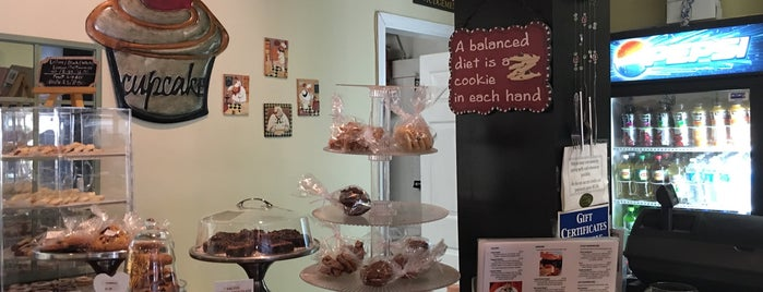 Sweet Treats Bakery is one of VA Lexington.