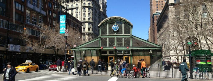 72nd St Subway Station Newsstand is one of Top 100 Condo Buildings.