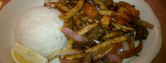 Don Felix Peruvian Restaurant is one of La-La Land.