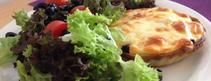 Jengibre Café is one of Food & Fun - Santiago de Chile.
