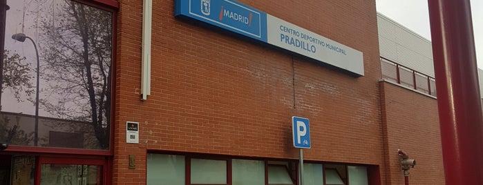 Centro Deportivo Pradillo is one of Locais curtidos por Alberto.