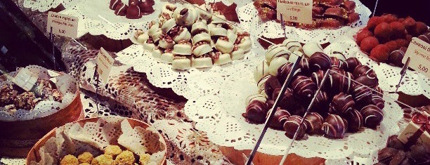 Львівська майстерня шоколаду / Lviv Handmade Chocolate is one of Lieux qui ont plu à Ника.