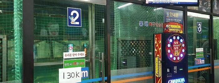 홍대야구연습장 is one of South Korea.