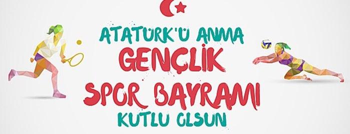VictoryAlpha Siyasal İletişim is one of Tempat yang Disukai Özge.