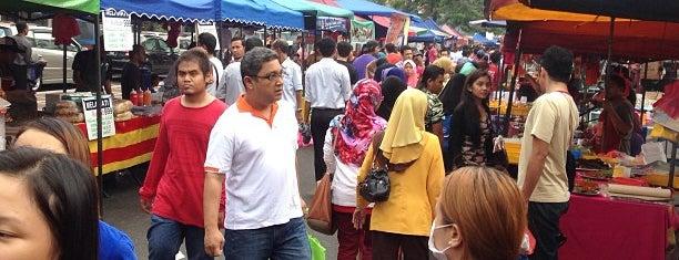 Bazar Ramadhan TTDI is one of Bazaar Ramadhan.