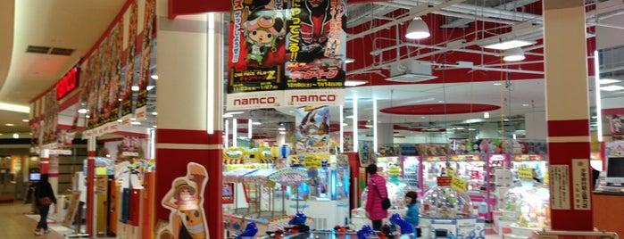 ナムコ イオンモール鶴見緑地店 is one of Lugares favoritos de Hiroshi.