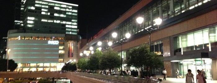 Sendai Station is one of 高井 님이 좋아한 장소.