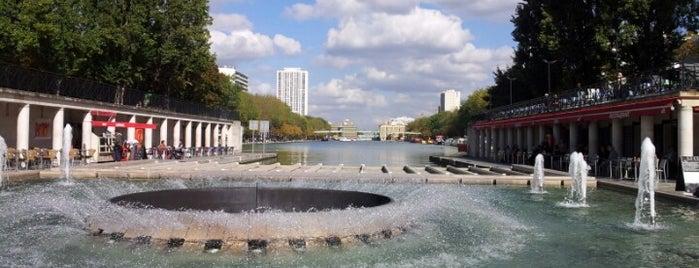 Bassin de la Villette is one of Paris Places To Visit.