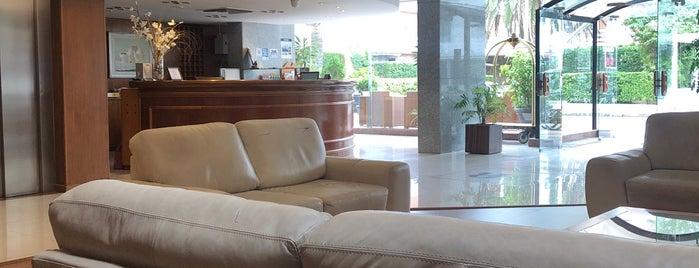 Hotel El Remanso is one of Uruguai.