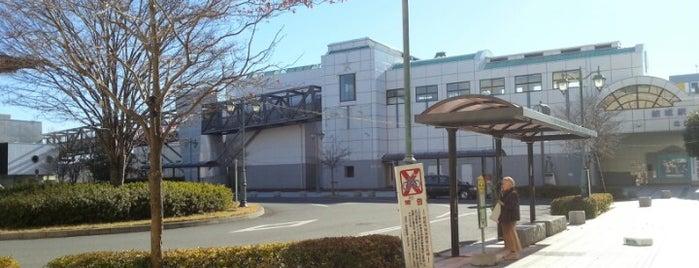 Yūki Station is one of JR 키타칸토지방역 (JR 北関東地方の駅).