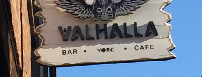 Valhalla is one of Orte, die Carl gefallen.
