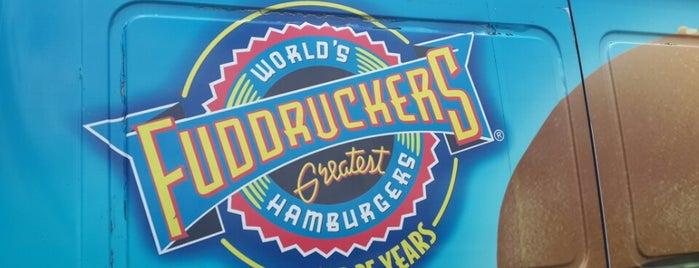 Fuddruckers is one of Lugares guardados de Howuf.