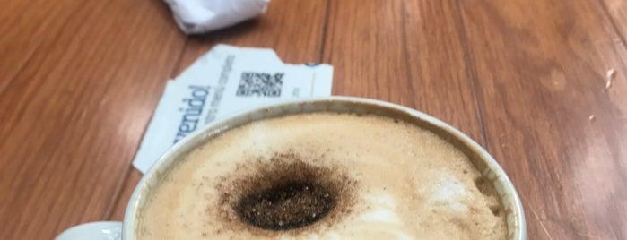 Cafe C Mx is one of Mi zona.