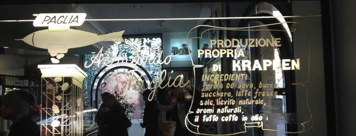 Krapfen Paglia is one of Chiara 님이 좋아한 장소.