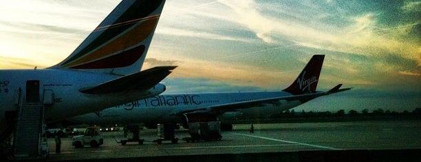 London Heathrow Airport (LHR) is one of London Favorites.