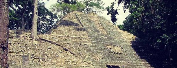 Copán Ruinas is one of Sitios Internacionales.