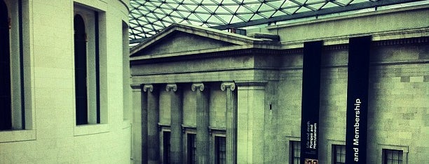 British Museum is one of London To-Do.