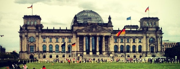 Reichstag is one of Classic Sight Seeing.
